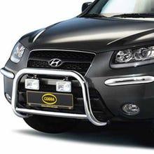 'A' Bar Stainless EU Cobra for Hyundai Santa Fe Mk3-4
