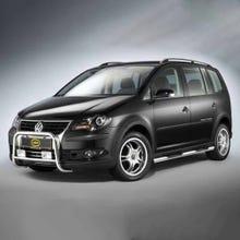 Cobra EU 'A' Bar Stainless 48mm for Volkswagen Touran and Caddy Mk1