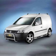 Cobra EU 'A' Bar Stainless 48mm for Volkswagen Touran and Caddy Maxi Mk1