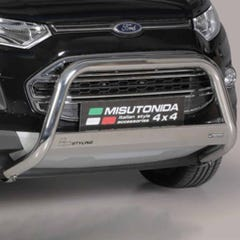 Front A Bar 63mm Stainless Mach Road Legal EU Crash Tested Ecosport Mk1 (14 on)