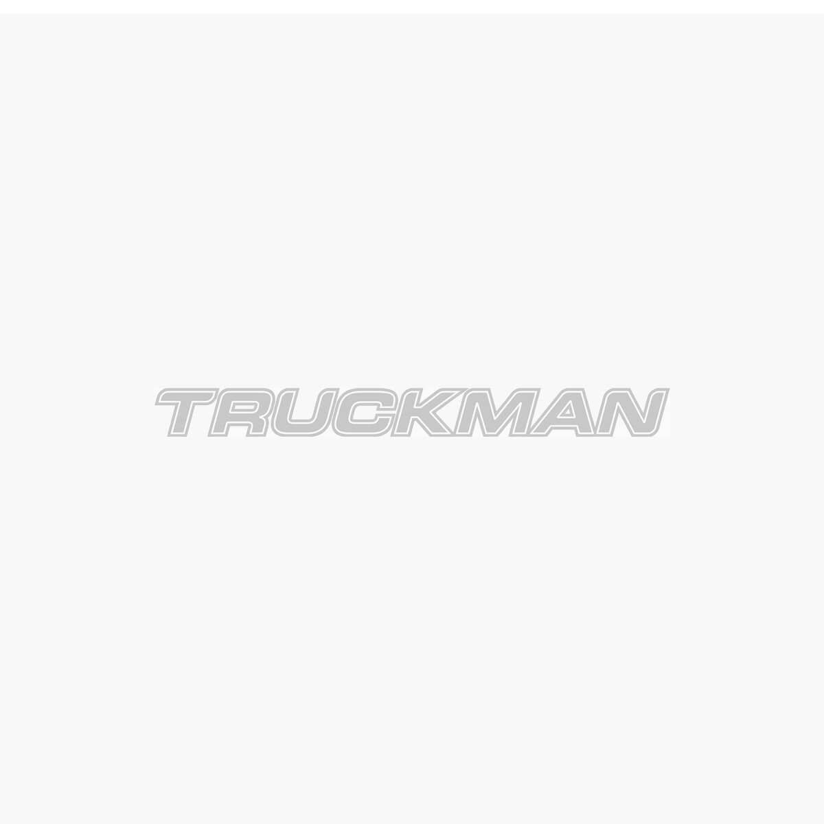 EU Front Bar 63mm Stainless Mach Nameplate for Kia Sportage Mk4 (08-10)