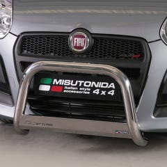 Front A Bar 63mm Stainless Mach Road Legal EU Crash Tested Doblo Mk4 (15 on)