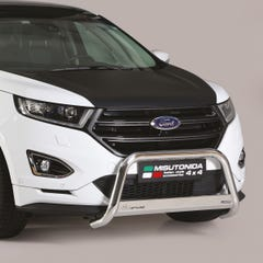 Stainless Steel Front Protection Bull Bar 63mm Ford Edge (2016 Onwards)