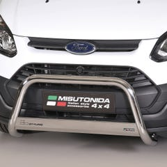 Stainless Steel Front Protection Bull Bar 63mm Ford Transit Custom (2012 Onwards)
