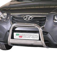 Stainless Steel Front Protection Bull Bar 63mm Hyundai Santa Fe Mk4 (2018 Onwards)