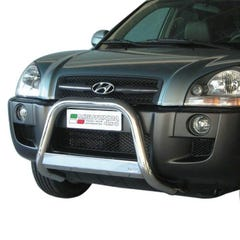 Stainless Steel Front Protection Bull Bar 63mm Hyundai Tucson Mk1 (2004 - 2014)