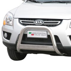 Front A Bar 63mm Stainless Mach Road Legal EU Crash Tested Sportage Mk4 (08-10)
