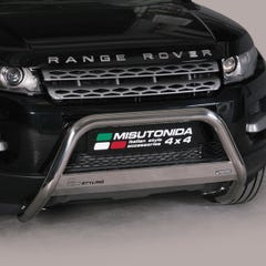 Front A Bar 63mm S/S Mach Road Legal EU Crash Test Range Rover Evoque Mk1 11-16