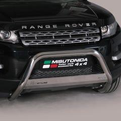 Stainless Steel Front Protection Bull Bar 63mm Range Rover Evoque Mk1 (2011 - 2016)