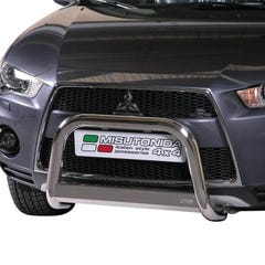 Stainless Steel Front Protection Bull Bar 63mm Mitsubishi Outlander Mk4 (2010 - 2012)