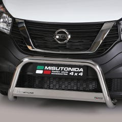 Stainless Steel Front Protection Bull Bar 63mm Nissan NV300 (2016 Onwards)