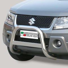 Stainless Steel Front Protection Bull Bar 63mm Suzuki Grand Vitara Mk3 (2005 - 2014)