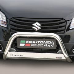 Front A Bar 63mm Stainless Mach Road Legal EU Crash Tested SX4 S-cross Mk3 13 on