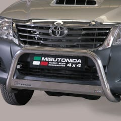 Stainless Steel Front Protection Bull Bar 63mm Toyota Hilux Mk7 (2011 - 2016)
