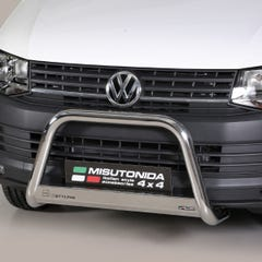 Stainless Steel Front Protection Bull Bar 63mm Volkswagen T6 (2015 Onwards)