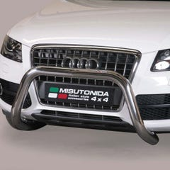 Front A Bar 63mm Stainless Mach Road Legal EU Crash Tested Audi Q5 (11 on)