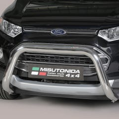 Stainless Steel Front Protection Bull Bar 76mm Ford Ecosport Mk1 (2014 Onwards)