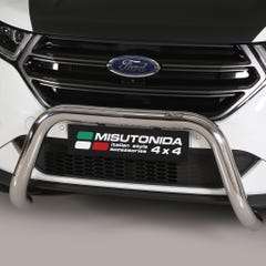 Stainless Steel Front Protection Bull Bar 76mm Ford Kuga Mk3 (2017 Onwards)