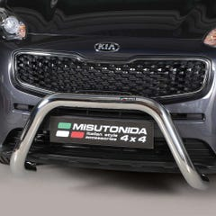 Stainless Steel Front Protection Bull Bar 76mm Kia Sportage Mk6 (2016 Onwards)
