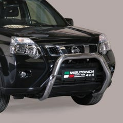 Stainless Steel Front Protection Bull Bar 76mm Nissan X-Trail Mk4 (2011 - 2014)