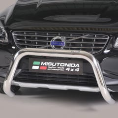 Stainless Steel Front Protection Bull Bar 76mm Volvo XC 60 Mk2 (2014 Onwards)