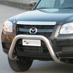 Stainless Steel Front Protection Bull Bar 76mm Ford Ranger Mk3 (2006 - 2009)