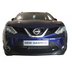 Lower Grille Black Without Parking Sensors Nissan Qashqai Mk3 (13 on)