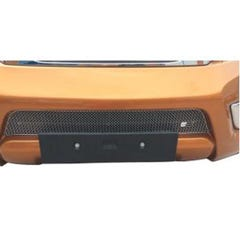 Front Lower Grille Stainless Steel (1 Pcs.) Nissan Navara NP300 (16 on)