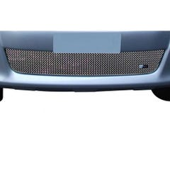 Front Lower Grille Silver Toyota Hilux Mk8 (1 Pcs.)