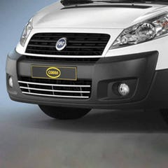 Front Bumper Grille Stainless Cobra for Jumpy, Dispatch, Scudo, Expert Mk3