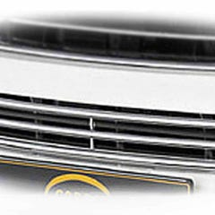 Front Bumper Grille Stainless Cobra for Isuzu Rodeo/D-Max Mk2 (06-07)