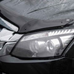 Bonnet Guard Chip & Bug Protector Dark Smoke Isuzu D-Max Mk4 (12-16)