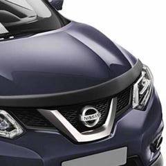 Bonnet Guard Chip & Bug Protector Dark Smoke Nissan X-Trail Mk5 (14 on)