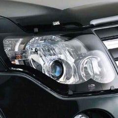 Headlamp Protectors Clear for Daihatsu Terios Mk1-2 (97 on)