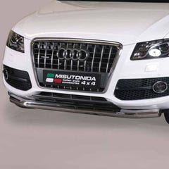 Front Spoiler Protector Stainless Mach for Audi Q5 (2011 on)