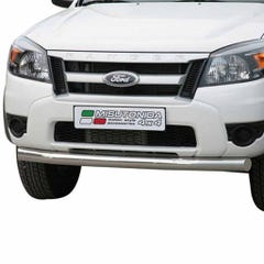 Front Spoiler Protector Stainless Mach for Ford Ranger Mk4 (09-12)