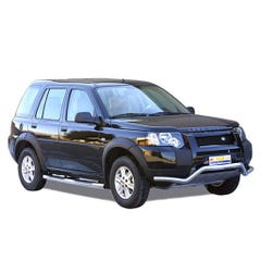 Front Spoiler Protector Stainless Mach for Land Rover Freelander Mk3 (04 on)
