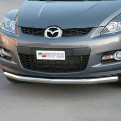 Front Spoiler Protector Stainless Mach for Mazda CX-7 (08 on)