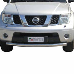 Front Spoiler Protector Stainless Mach for Nissan Pathfinder Mk1 (05 on)