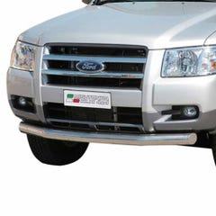 Front Spoiler Protector Stainless Mach for Nissan X Trail Mk3 (08-10)