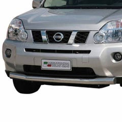 Front Spoiler Protector Stainless Mach for Nissan X Trail Mk2 (04 on)