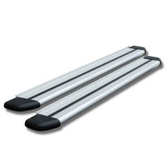 Running Boards Satin Frontera Mk1 (to 95) SWB Sport