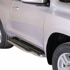 Side Steps with Bars 50mm SS Mach Landcruiser LC3-5/LC150 3 Door P/255/IX