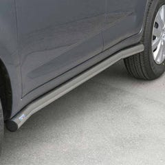Side Bars 63mm Stainless Mach for Daihatsu Terios Mk1 (97-00)