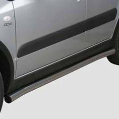 Side Bars 63mm Stainless Mach for Suzuki SX4 (08 on)