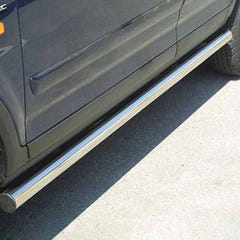 Stainless Steel Side Protections Mach 63mm for Honda CR-V Mk1 (97-00)