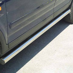 Stainless Steel Side Protections Mach 63mm for Honda HR-V 5 door (02 on) SWB