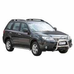 Stainless Steel Side Protections Mach 63mm for Subaru Forester Mk5 (08-13)