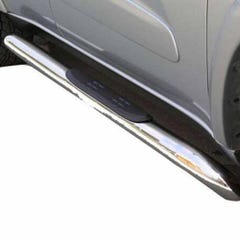 Radial Side Bars with Steps for Nissan Terrano Mk4 (02 on) SWB