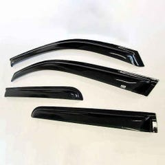 Quad Set Wind Deflectors Dark Smoke Mondeo (15 on)